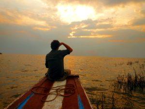 Tonle Sap Lago