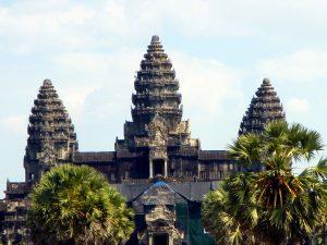 Pagoda of Angkor Wat