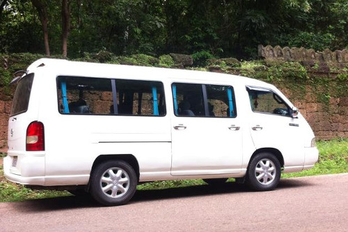 Excursión en Van